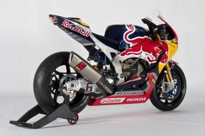 Red Bull Honda World Superbike CBR1000RR SP2