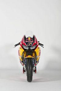 Red Bull Honda World Superbike CBR1000RR SP2 horsepower