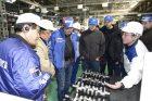 Takatsuka Engine Assemby Plant crankshaft 1