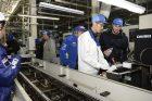 Takatsuka Engine Assemby Plant crankshaft 4