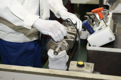 Takatsuka Engine Assemby Plant crankshaft 5