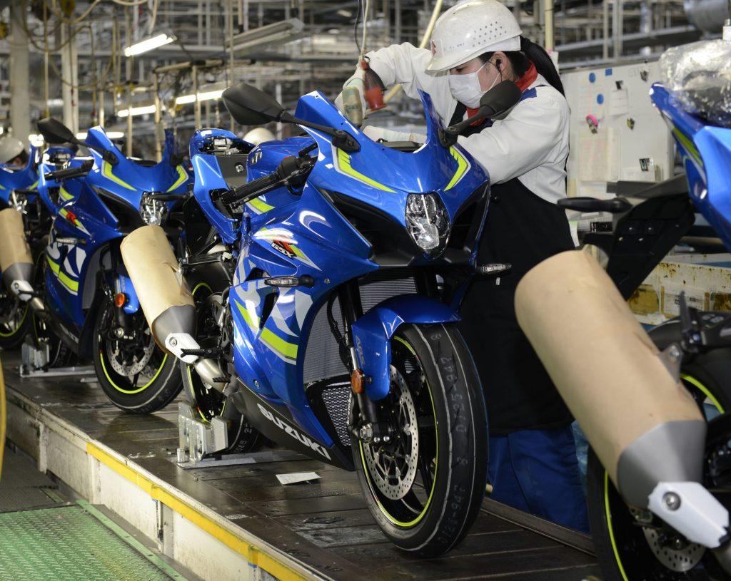 Suzuki Motorcycle Toyokawa Assembly Plant