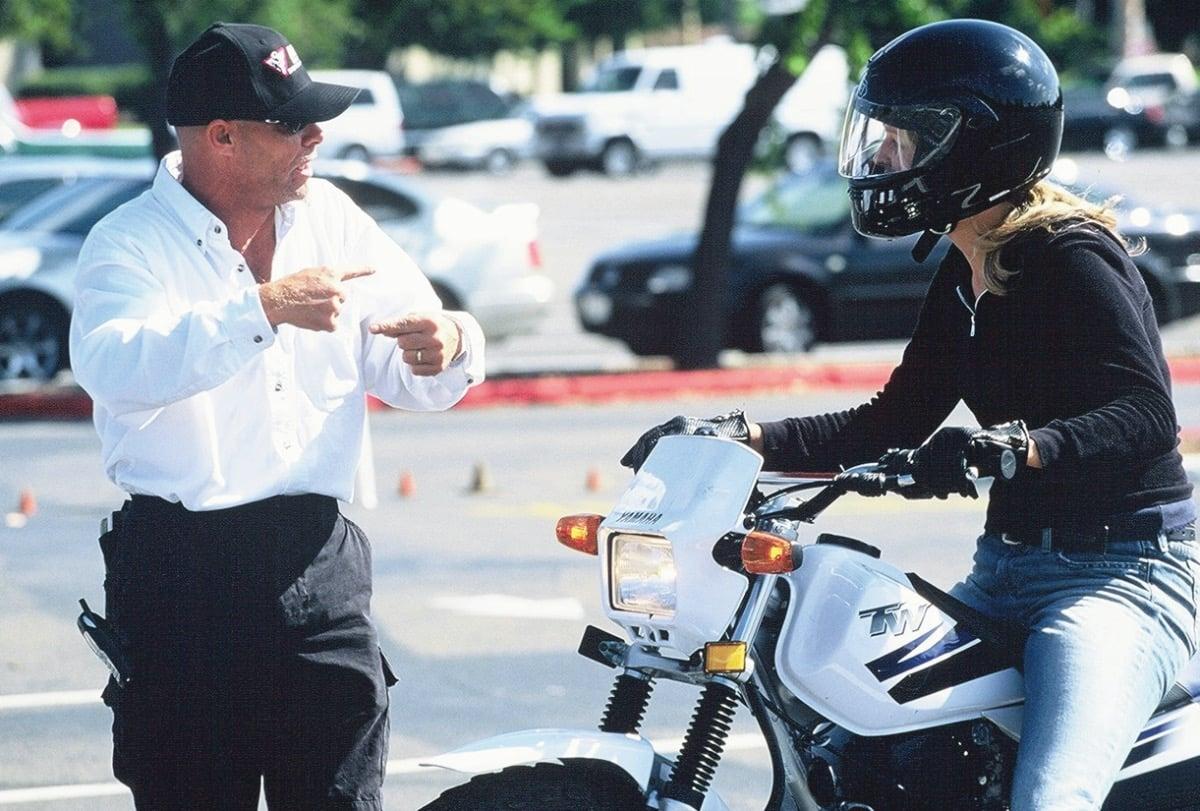 MSF Basic RiderCourse Test