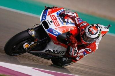 2017 Qatar MotoGP Practice Results: Ducati's Jorge Lorenzo