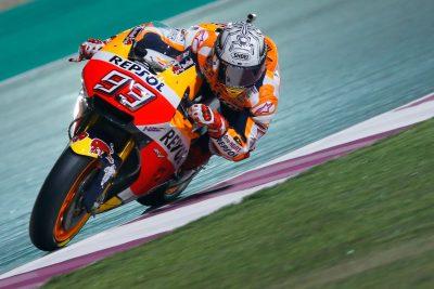 2017 Qatar MotoGP Practice Results: Honda's Marc Marquez