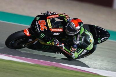 2017 Qatar MotoGP Practice Results: Yamaha's Jonas Folger
