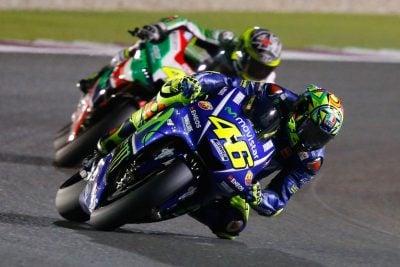 2017 Qatar MotoGP Practice Results: Yamaha's Valentino Rossi