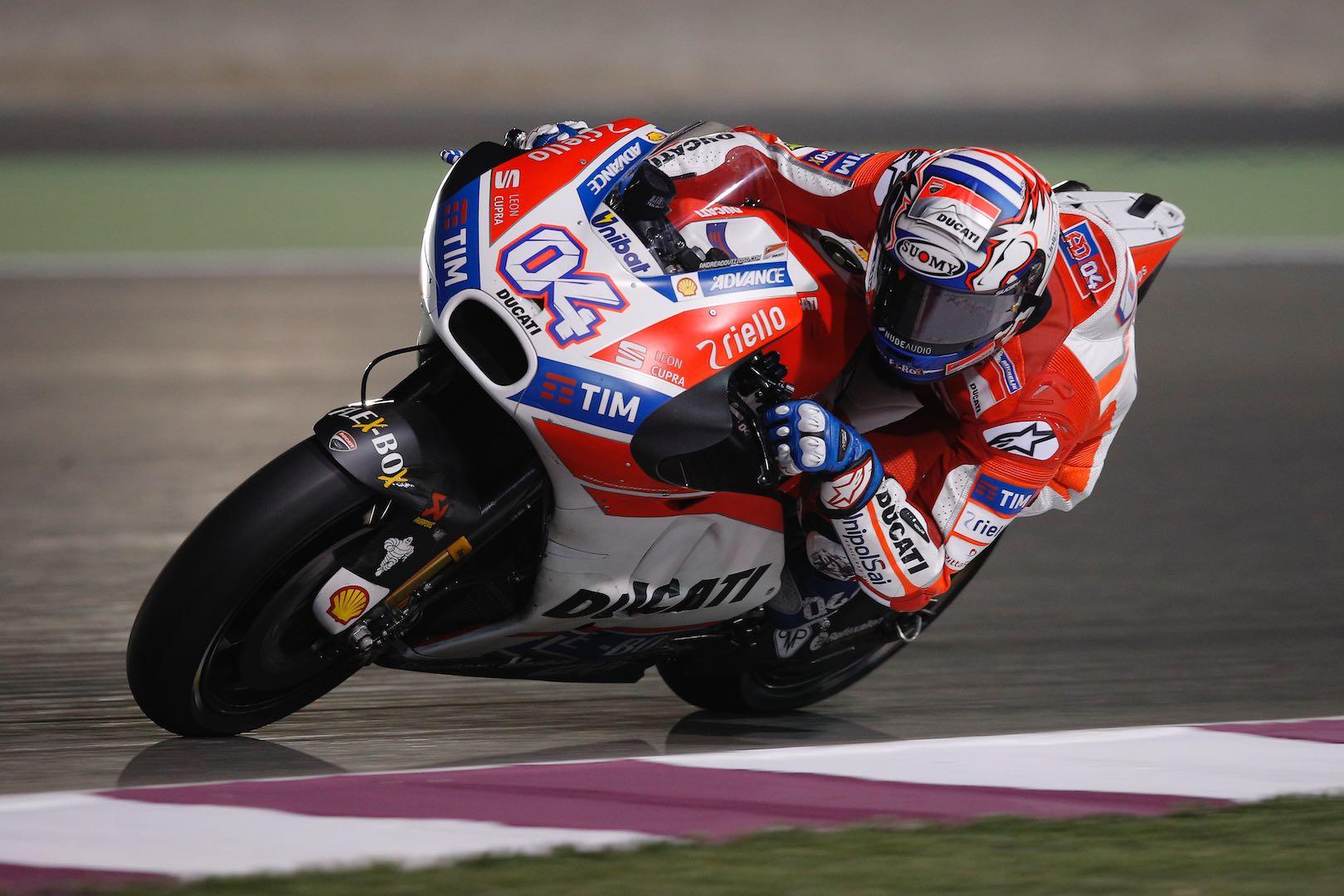 moto gp test qatar