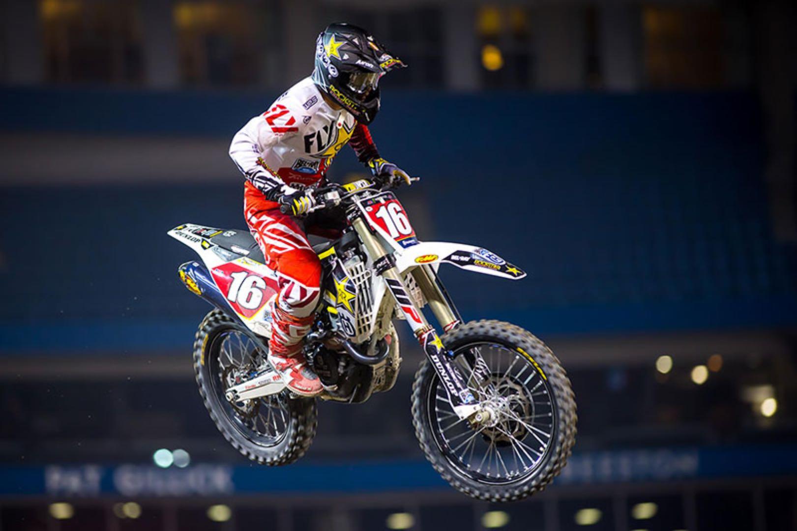 2017 St. Louis Supercross Preview: Husqvarna's Zach Osborne
