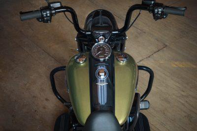 2017 Harley-Davidson Road King Special Test