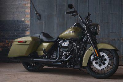 2017 Harley-Davidson Road King Special price
