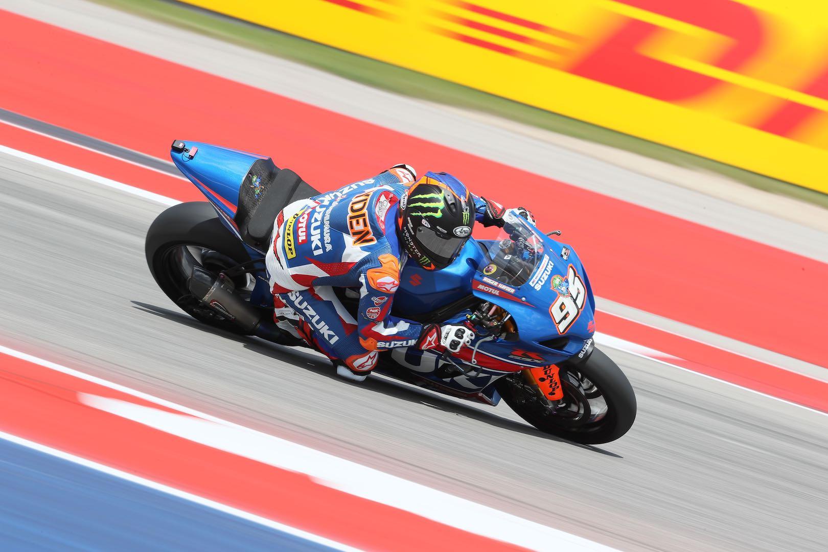2017 Austin MotoAmerica Qualifying: Suzuki's Roger Lee Hayden