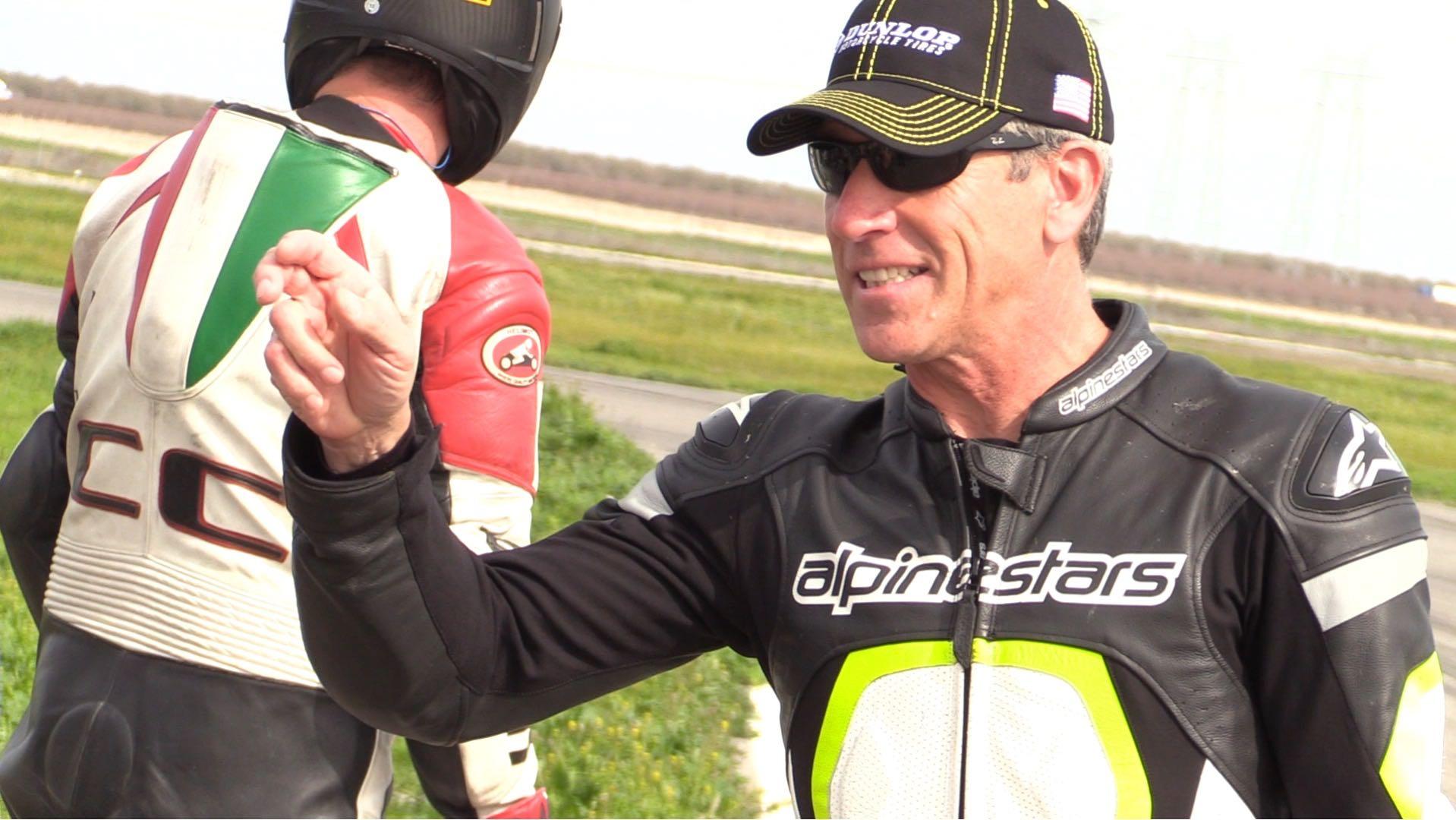 Yamaha Champions Riding School Nick Ienatsch