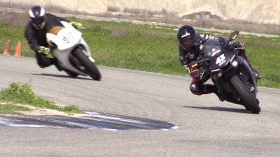 Yamaha Champions Riding School Ken Hill