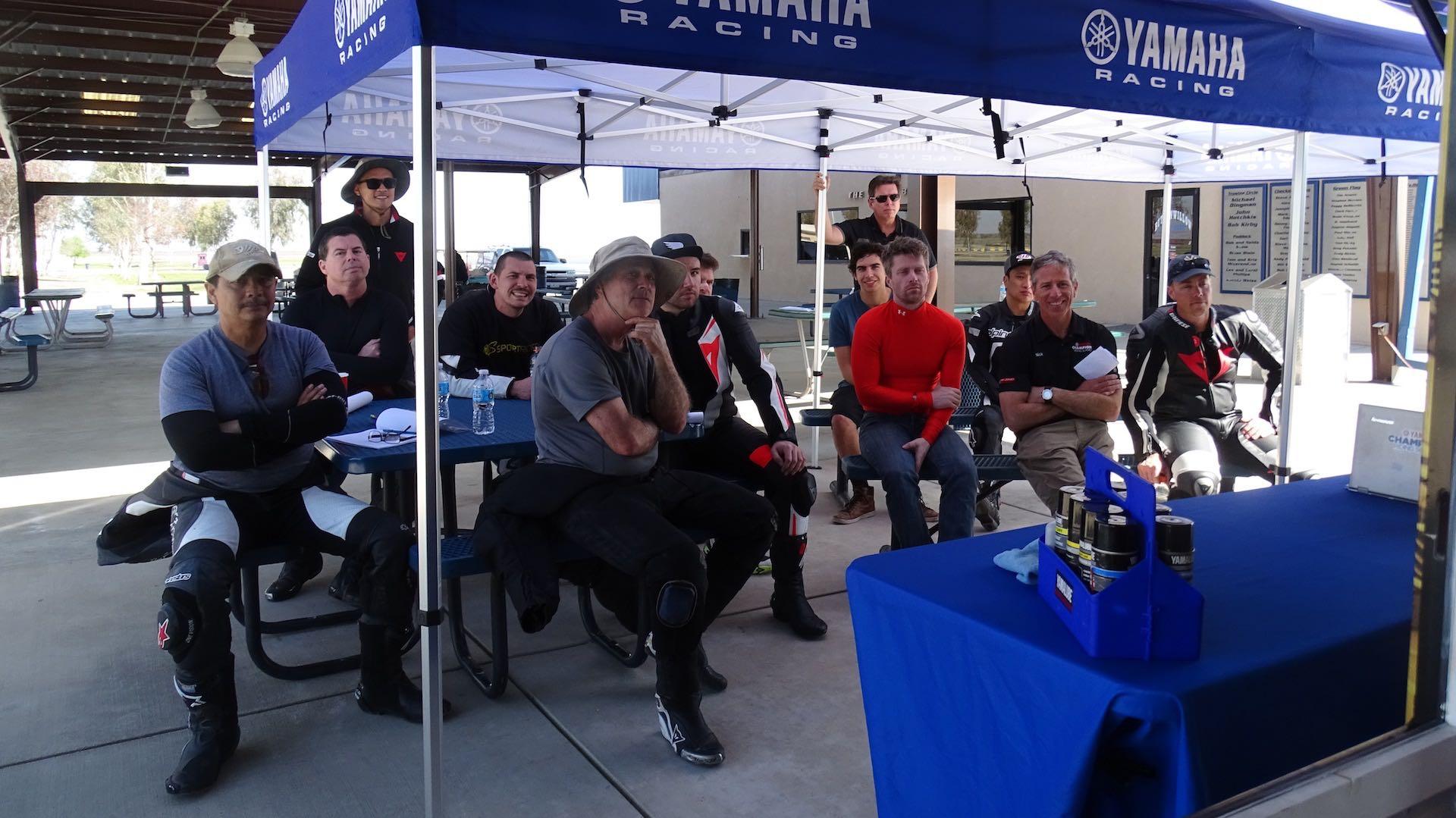 Yamaha Champions Riding School outdoor school