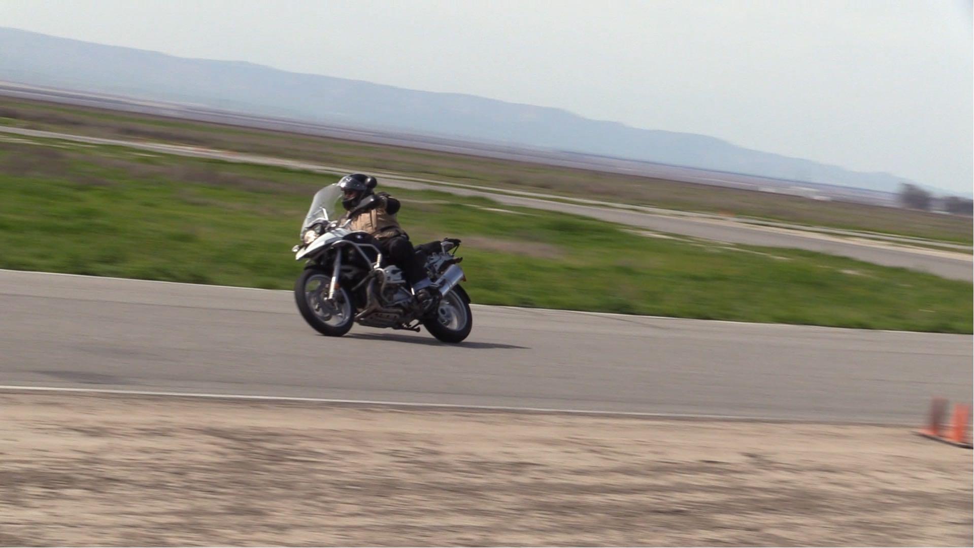 Yamaha Champions Riding School teaching