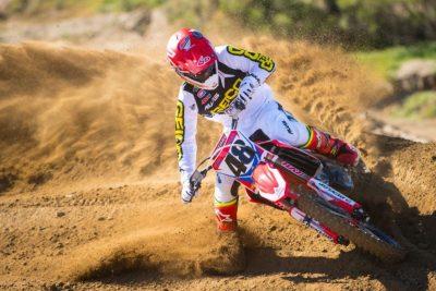 Christian Craig to Team Honda HRC For Salt Lake City Supercross