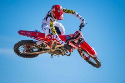 Christian Craig to Team Honda HRC For Utah SX