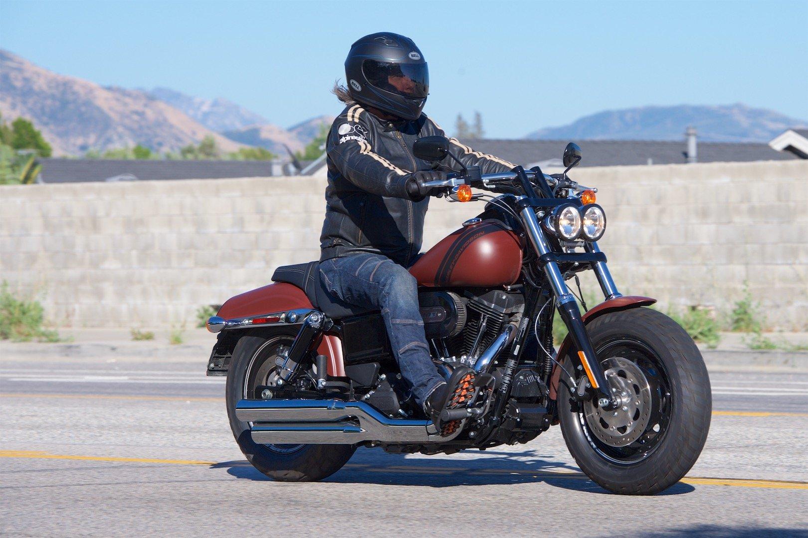 2017 Harley-Davidson Fat Bob Review
