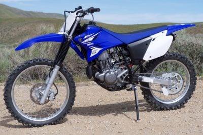 2017 Yamaha TT-R230 Specs