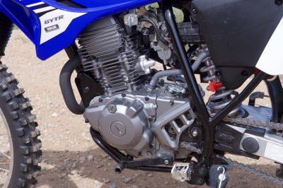 2017 Yamaha TT-R230 Engine Horsepower