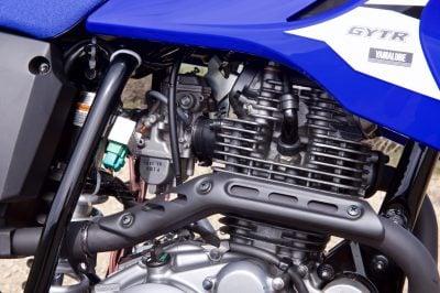 2017 Yamaha TT-R230 weight
