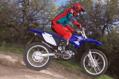 2017 Yamaha TT-R230 Trials