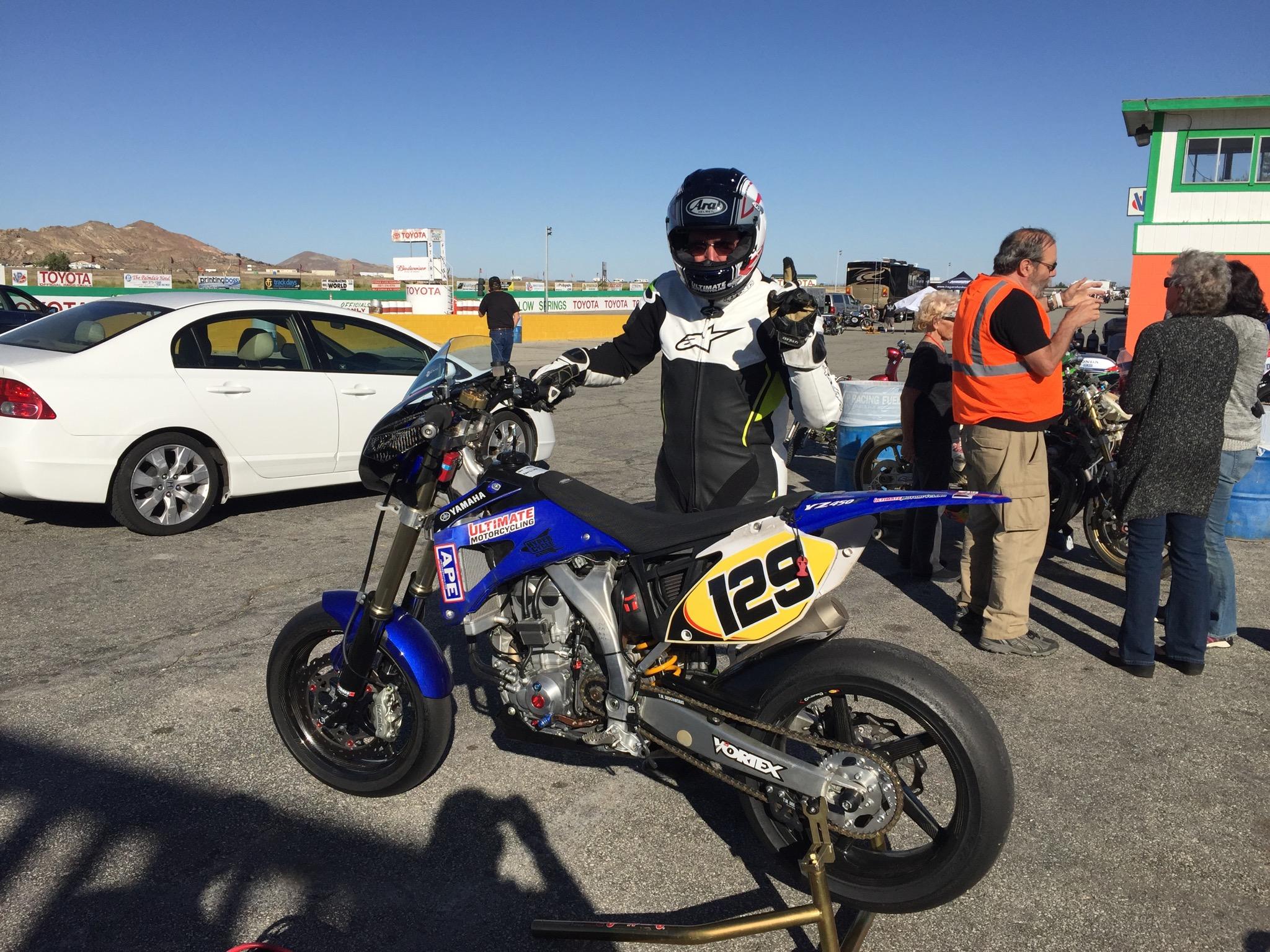 AHRMA/Corsa Moto Classica Marc Rittner