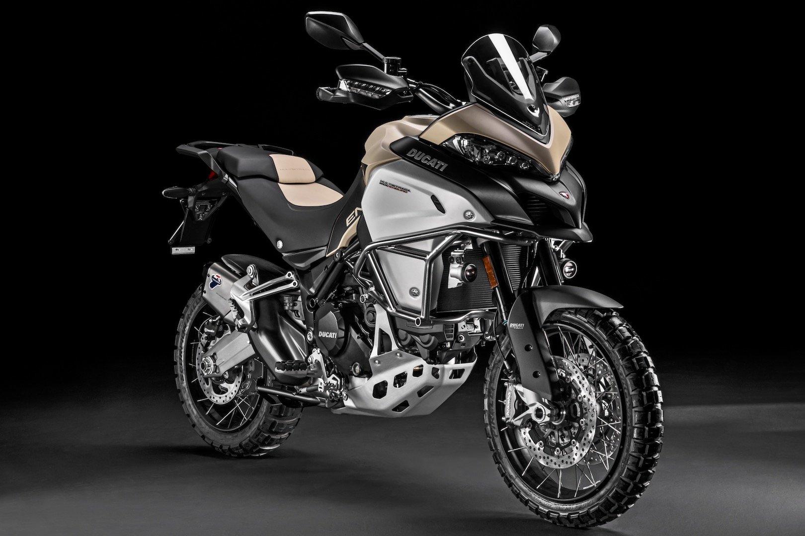 2017 Ducati Multistrada 1200 Enduro Pro