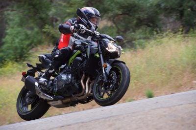 Kawasaki Z900 vs. Yamaha FZ-09