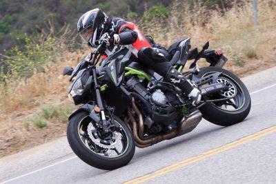 Kawasaki Z900 Review