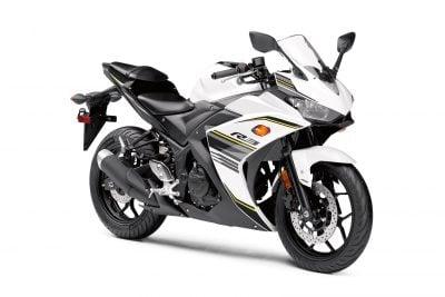 2017 Yamaha YZF-R3 horsepower