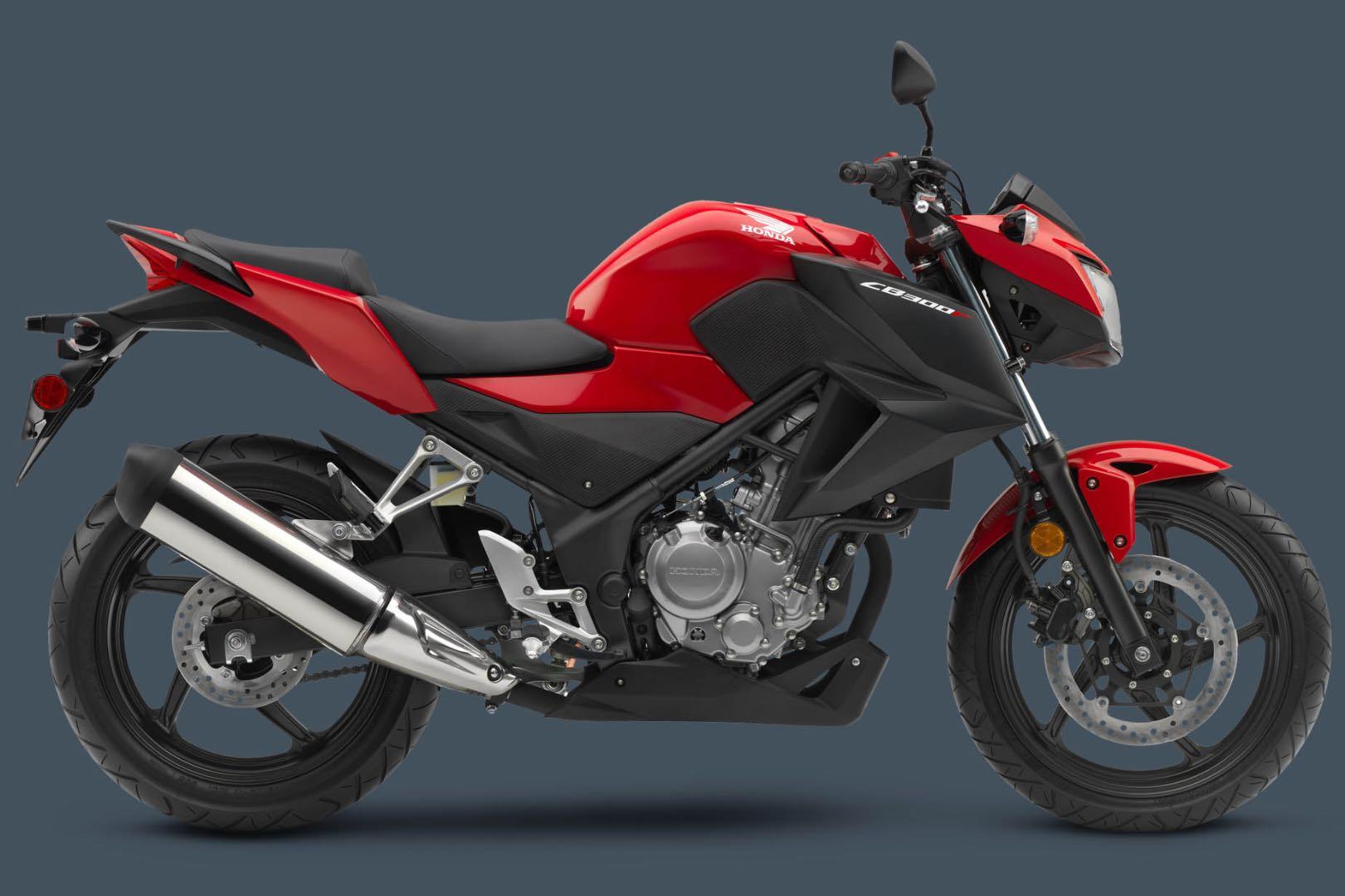 2017 Honda CB300F Buyers Guide Specs Price