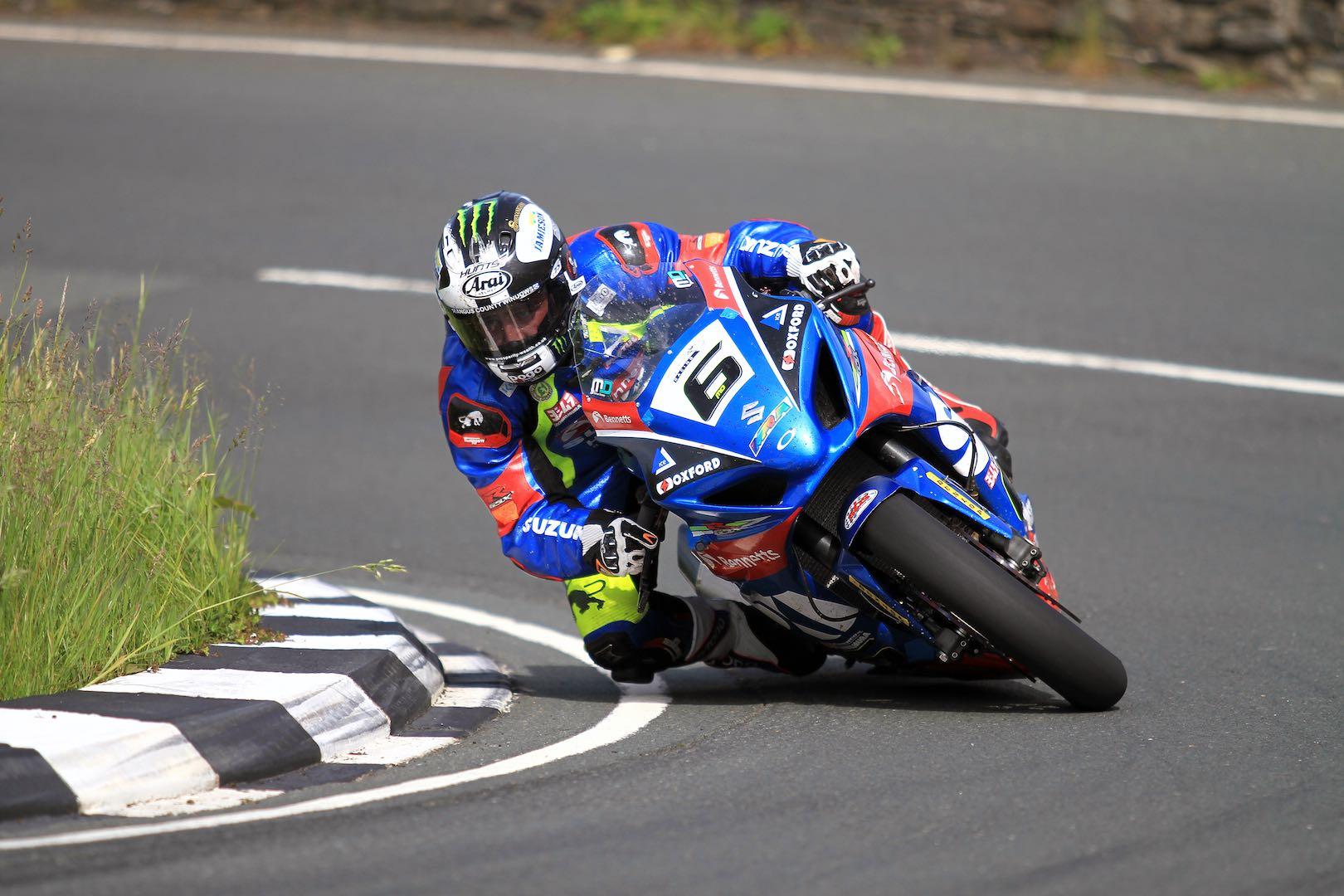 2017 Isle of Man TT Senior Race Results: Suzuki's Michael Dunlop