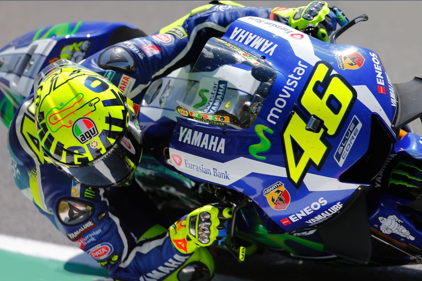 Valentino Rossi Injury Update Vr46 Fit To Ride Mugello Motogp