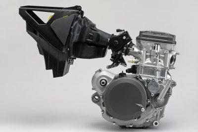 2018 Suzuki RM-Z450 engine