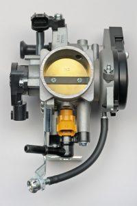 2018 Suzuki RM-Z450 throttle body