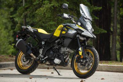 2018 Suzuki V-Strom 1000XT wheels
