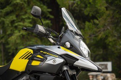 2018 Suzuki V-Strom 1000XT Engine
