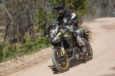 2018 Suzuki V-Strom 1000XT Test