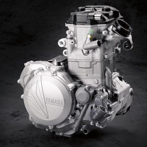 2018 Yamaha YZ450F First Look Engine