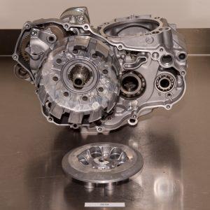 2018 Yamaha YZ450F engine apart