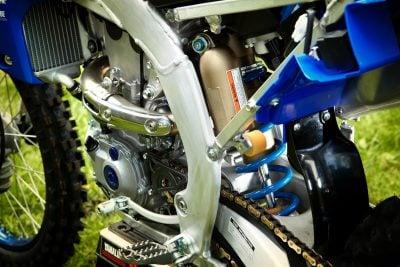 2018 Yamaha YZ450F performance