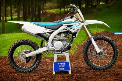 2018 Yamaha YZ450F supercross