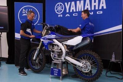 2018 Yamaha YZ450F Intro