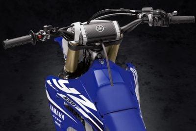 2018 Yamaha YZ450F gas tank