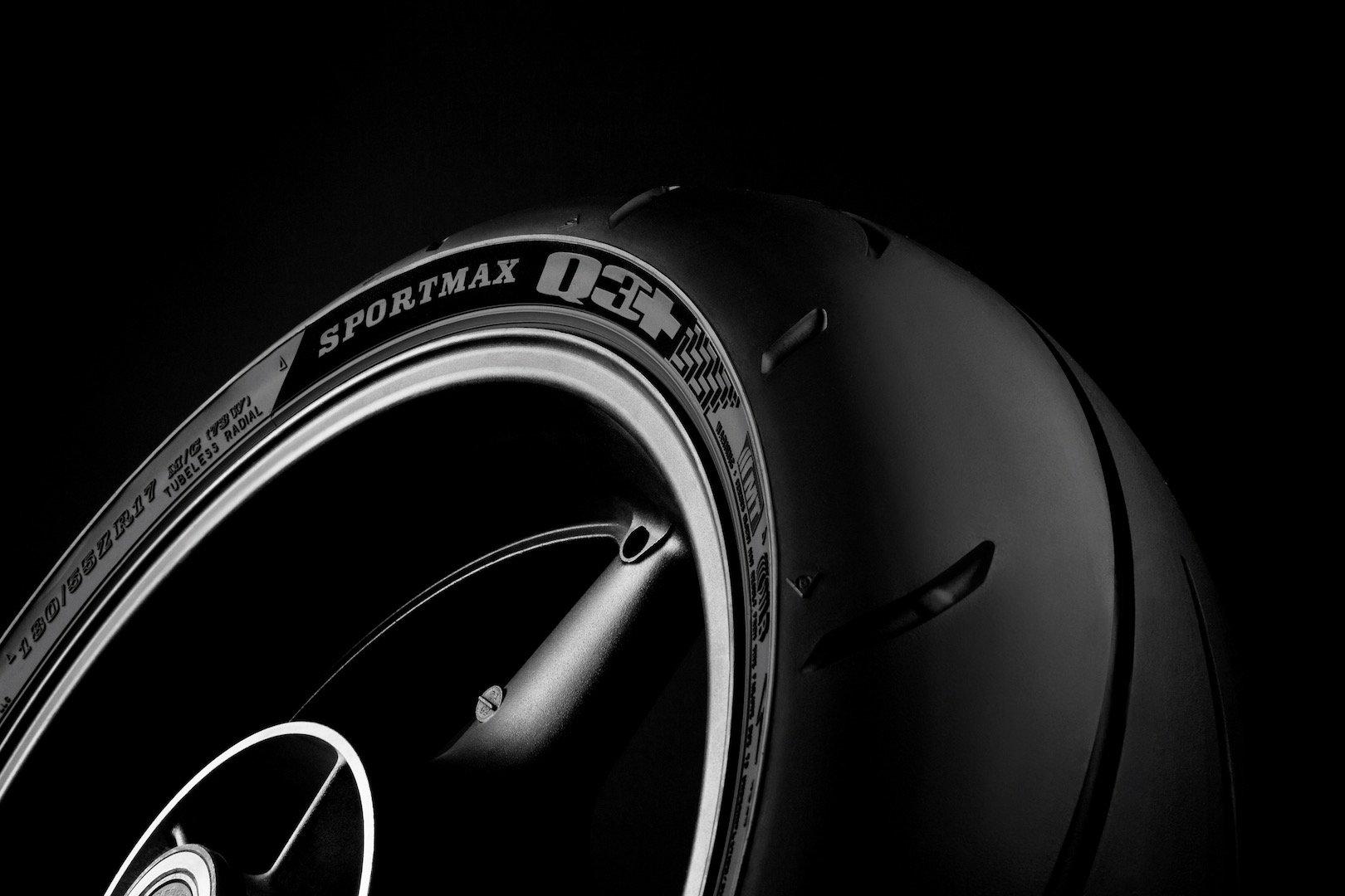 Dunlop Sportmax Q3+ Motorcycle Tires Recall: 120/70 ZR17