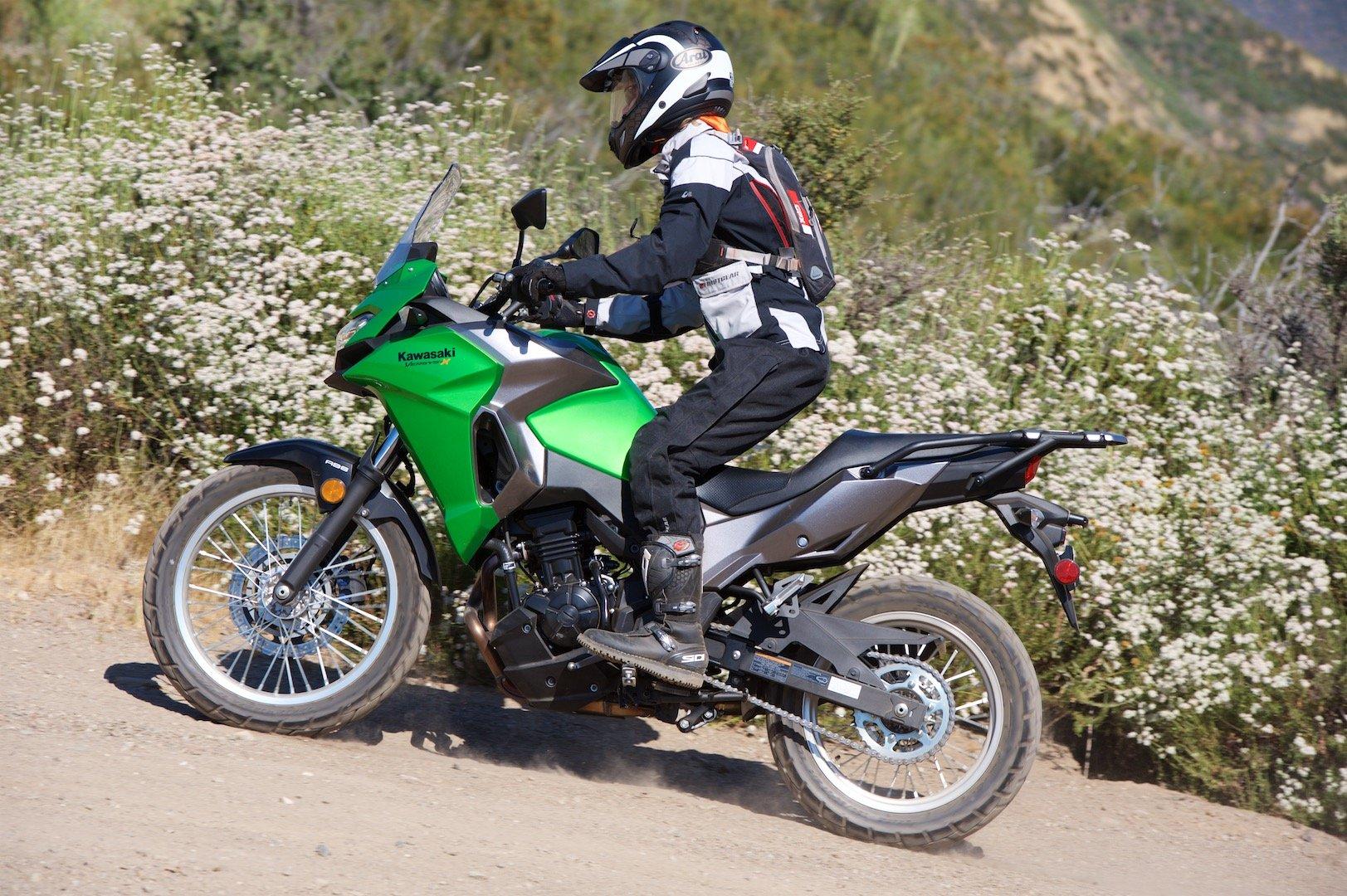 2017 Kawasaki Versys-X 300 Review | 13 Fast Facts