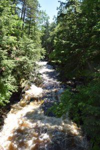 Presque River Roaring