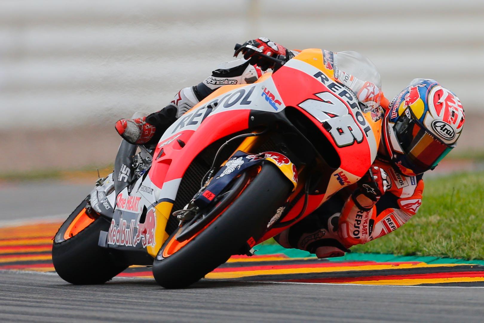 2017 Sachsenring MotoGP Results: Germany Grand Prix Results: Honda's Dani Pedrosa